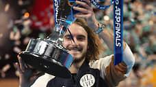 Греческий меридиан  / Теннисист Стефанос Циципас выиграл итоговый турнир ATP в Лондоне