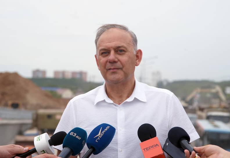 Директор «Самаратрансстрой» Сергей Сурков