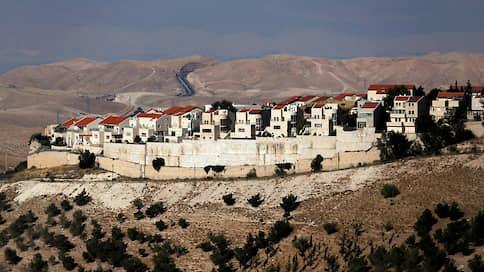 «Споры о том, кто прав, а кто нет, не принесут мира»  / США признали законность поселений Израиля на оккупированных территориях