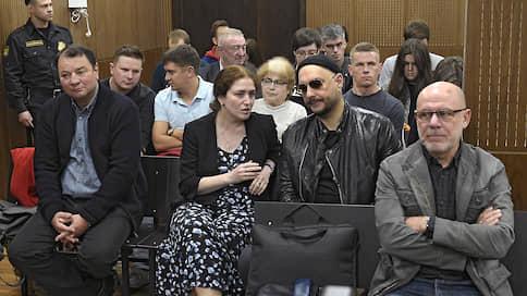«Было яркое открытие»  / 12-е заседание по делу «Седьмой студии»: три свидетеля дали показания про «Платформу» и проверку «Гоголь-центра»