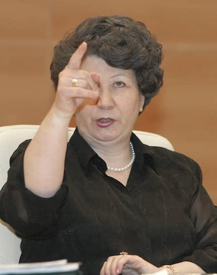Сенатор от Приморского края <b>Светлана Горячева</b> начала трудовой путь в 1965 году с профессии бухгалтера