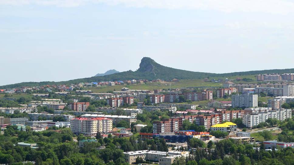 Город Лермонтов Ставропольского края