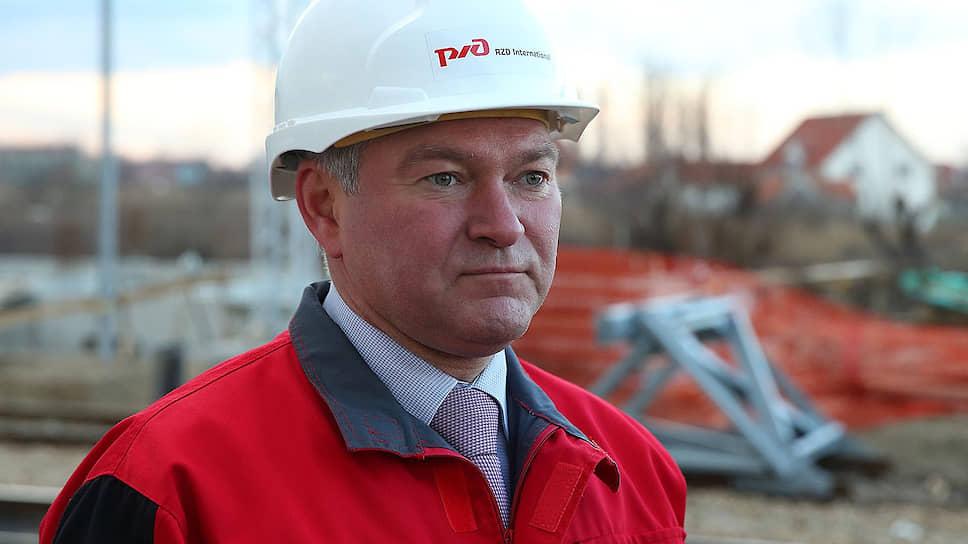 Зарубежные проекты ОАО РЖД будет курировать Сергей Павлов