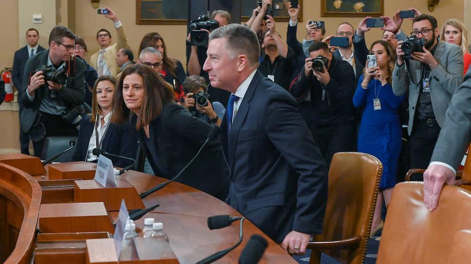 Бывший спецпредставитель США на Украине Курт Волкер