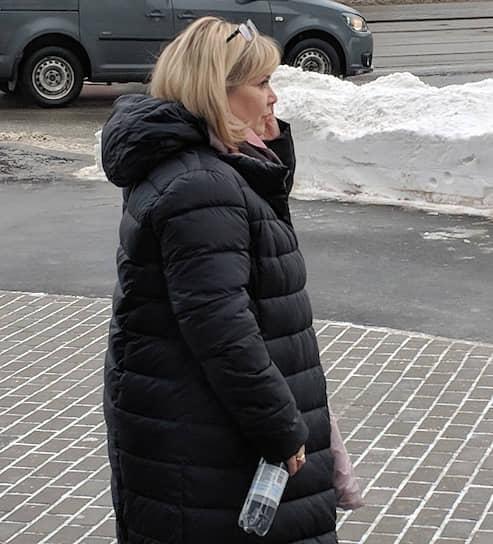 Бывший бухгалтер «Седьмой студии» Лариса Войкина