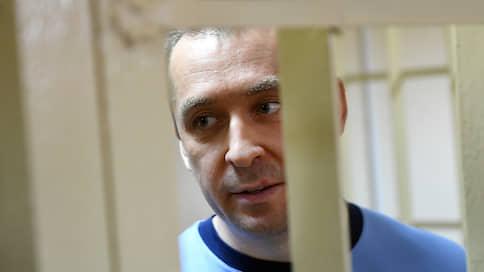 Дмитрия Захарченко отправили к Еве  / Осужденный сотрудник МВД попал на пересылку в воровскую колонию