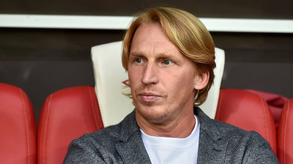 Бывший главный тренер ФК «Сочи» Александр Точилин