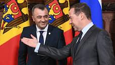 Россия берет Молдавию на поддержание  / Кишинев получил от Москвы дисконт на газ и просит еще $300млн