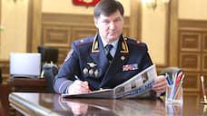Генерала связали с вымогателями  / ФСБ и СКР провели обыски в управлении МВД Тюменской области