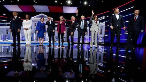 Десять разных Америк  / Кандидаты-демократы рассказали, каким видят будущее США