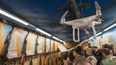 Спецслужбам разрешили сбивать дроны  / Госдума расширила полномочия полиции, Росгвардии, ФСБ, СВР, ФСО и ФСИН