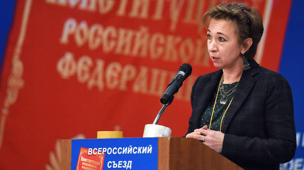 Правозащитник Наталья Таубина