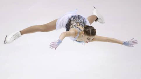 Российские фигуристы прокатали на призы  / Программа Алены Косторной удостоилась на этапе Гран-при в Саппоро рекордной оценки