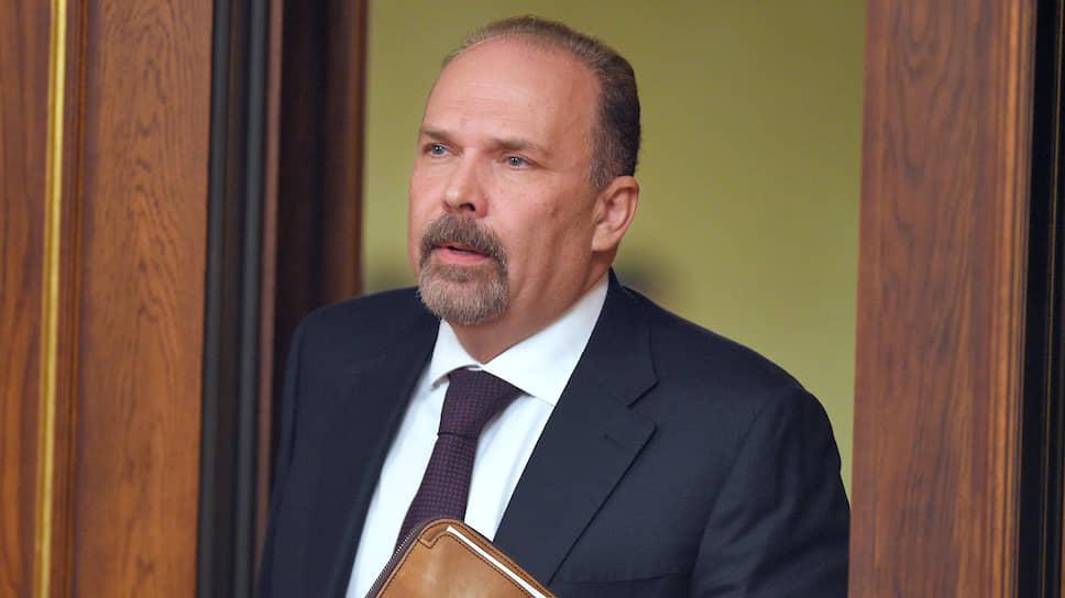 Экс-министр строительства и жилищно-коммунального хозяйства России Михаил Мень