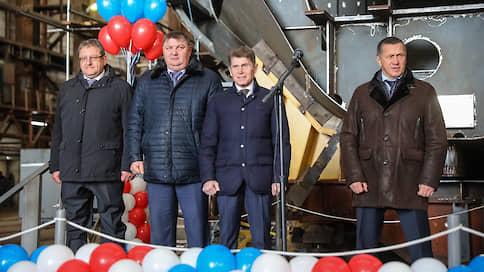 Краболов лег на стапель  / «Восточная верфь» построит четыре судна