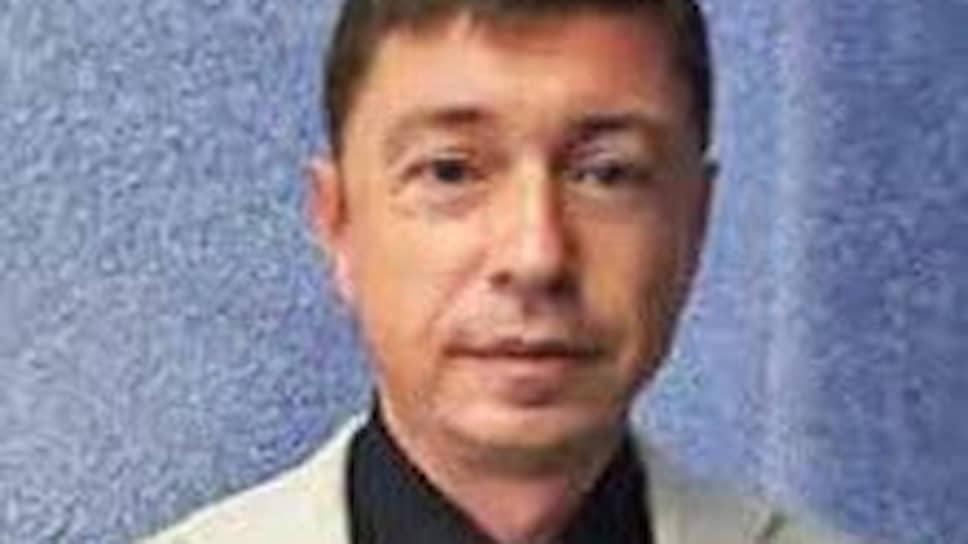 Бизнесмен Вадим Меркин