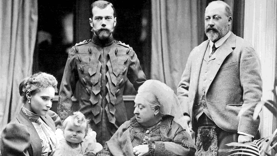 Близость к британской королевской семье не мешала Николаю II строить далеко идущие планы по захвату владений Великобритании