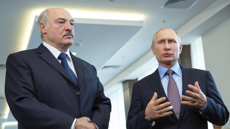 Как президенты России и Белоруссии сыграют в «дорожные карты»