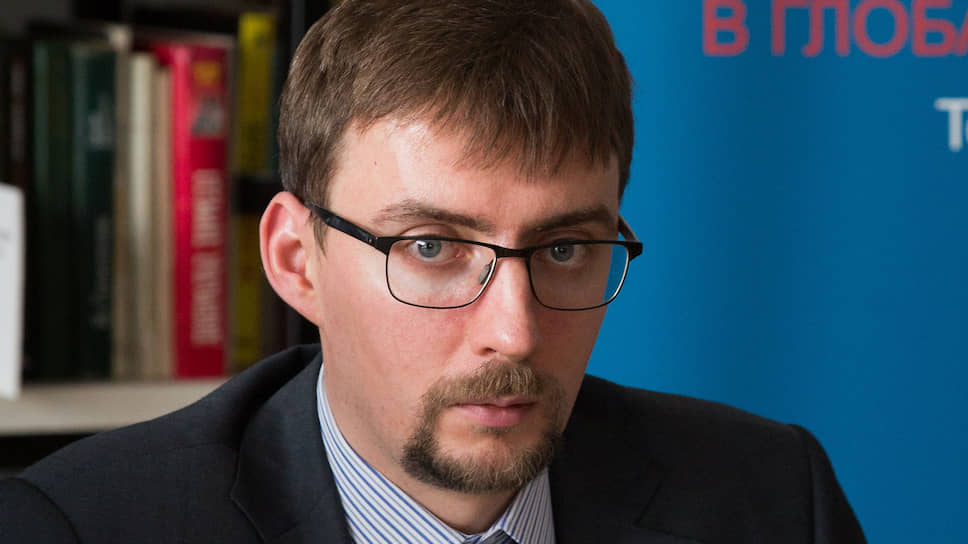 Программный директор РСМД Иван Тимофеев