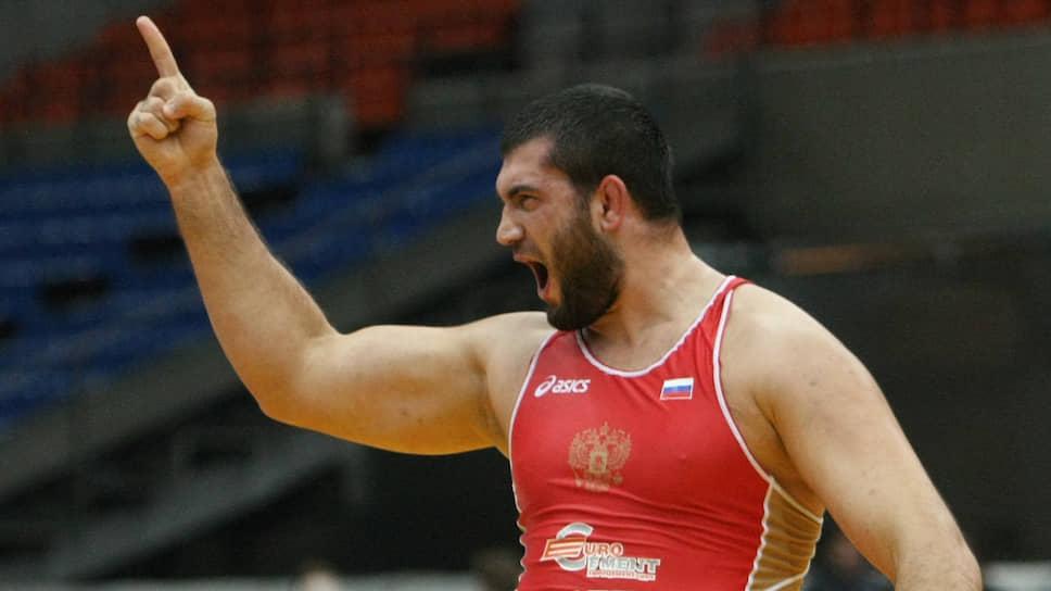 Российский спортсмен Билял Махов