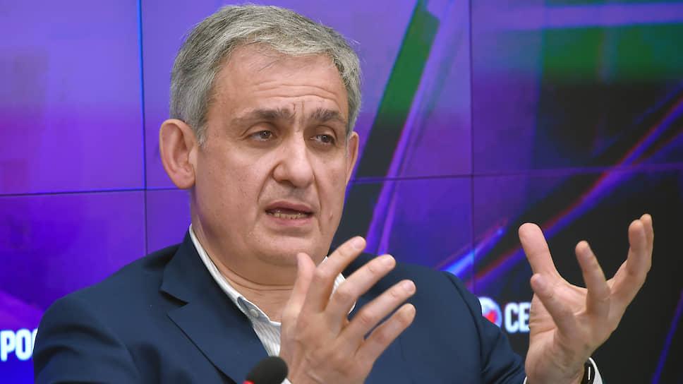 Заместитель министра экономического развития Сергей Назаров