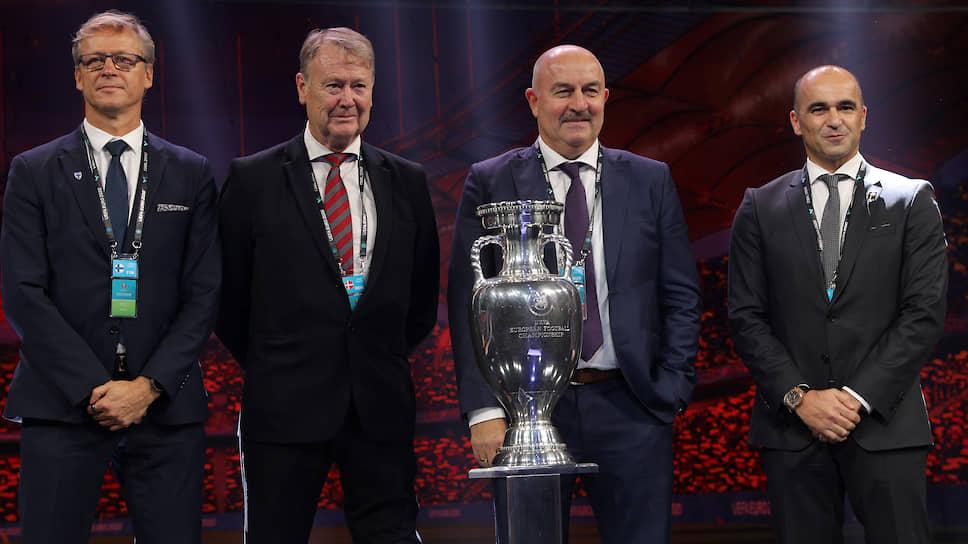 Как сборная России узнала третьего соперника на групповом этапе чемпионата Европы по футболу