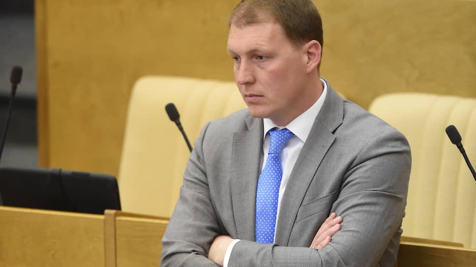 Бывший депутат Госдумы Роберт Шлегель