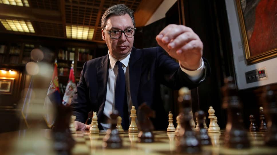 Что будет на встрече глав Сербии и России в Сочи