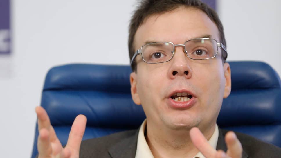Главный научный сотрудник Института международных исследований МГИМО Андрей Казанцев