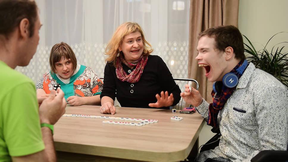 Дом сопровождаемого проживания для инвалидов ГАООРДИ