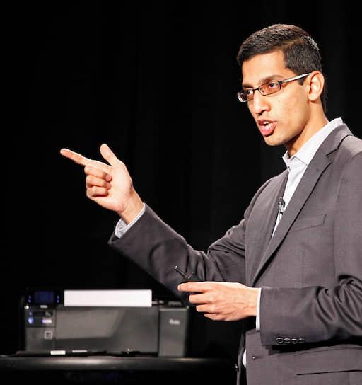 «Вещь, которая привлекает меня в Google и в интернете в целом — равенство. Меня всегда поражал тот факт, что поисковая система Google для всех работает одинаково, будь ты деревенским ребенком или профессором Стэнфорда или Гарварда»