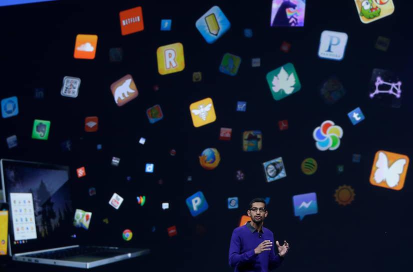 После обучения, Сундар работал инженером и менеджером в Applied Materials и консультантом в McKinsey&Co. В 2004 году перешел в Google, возглавив направления менеджмента и инновационной деятельности. Курировал разработку браузера Google Chrome и сопутствующей операционной системы Chrome OS