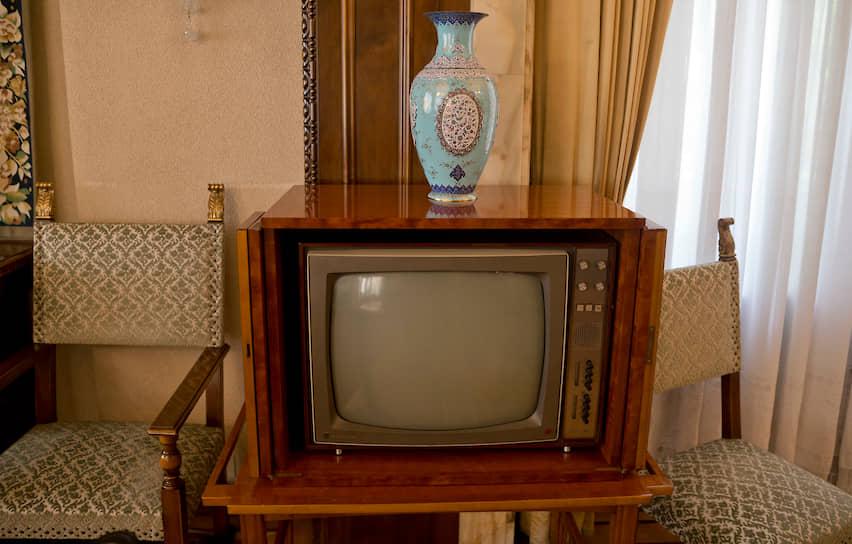 Импортный телевизор 30 лет назад считался в Румынии предметом роскоши