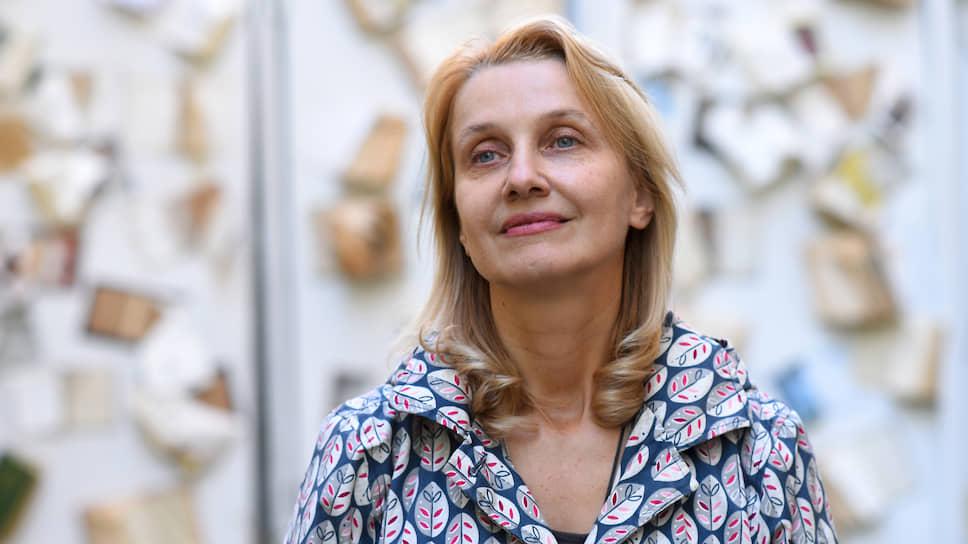 Президент благотворительного фонда «Дети ждут» Лада Уварова