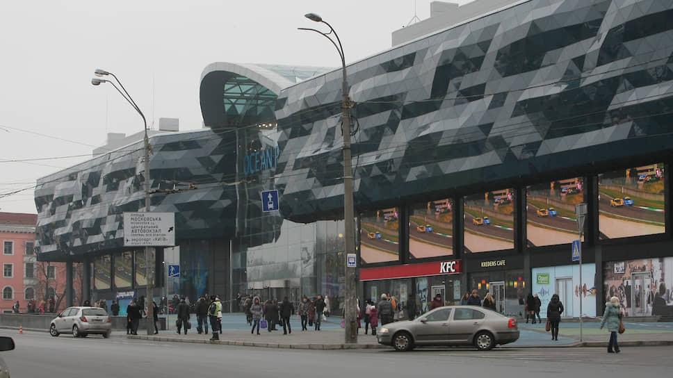 Торговый центр Ocean Plaza в Киеве