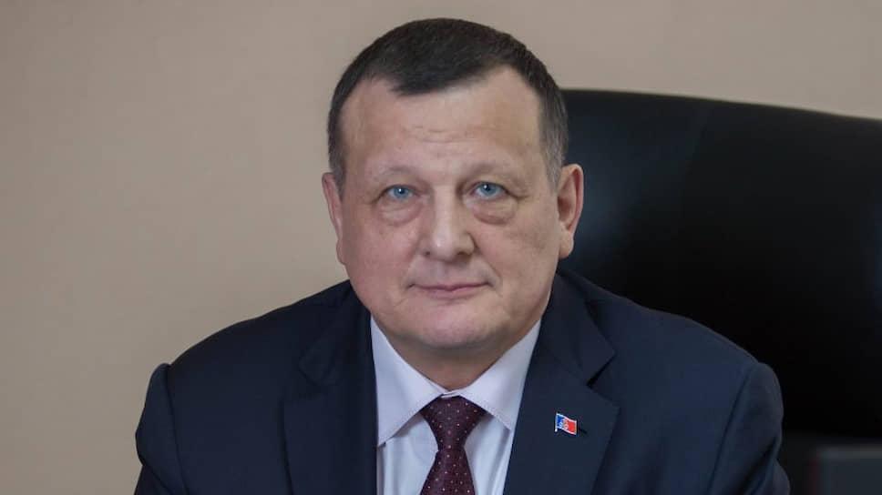 Бывший руководитель администрации Щелковского района Подмосковья Алексей Валов