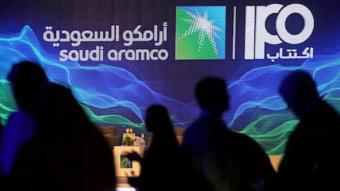 Арабская нефть обошла китайскую торговлю  / IPO Saudi Aramco поставило мировой рекорд