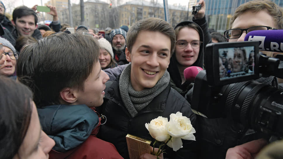 Студент ВШЭ Егор Жуков