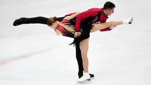 Дебют на бронзу  / Анастасия Мишина и Александр Галлямов стали третьими в парном катании