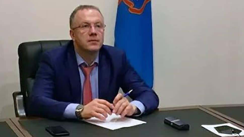 Экс-замглавы администрации Тамбовской области Глеб Чулков
