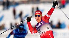 Российские лыжники обошли норвежцев  / Они победили в скиатлоне и в эстафетной гонке на трассе в Лиллехаммере