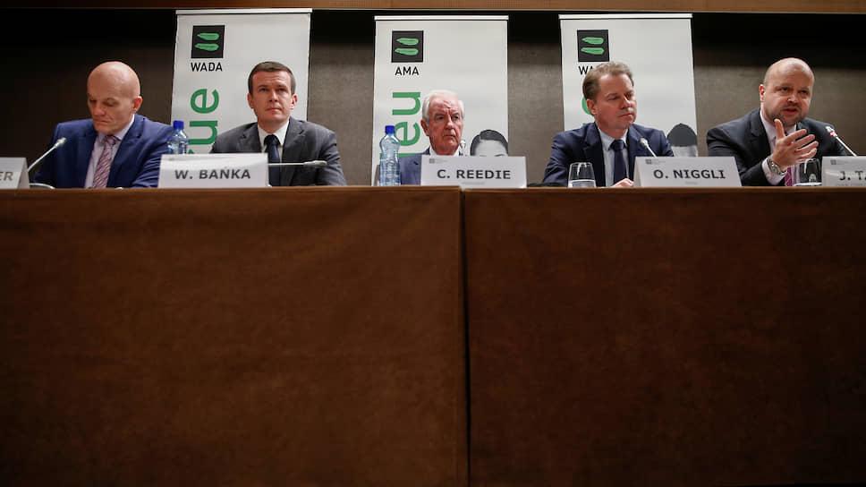 Так нам и WADA / Исполком Всемирного антидопингового агентства применил к России полный пакет санкций