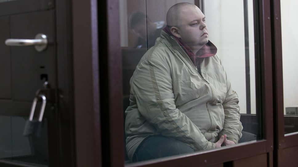Сын судьи арбитражного суда Свердловской области Олега Гаврюшина Андрей Гаврюшин