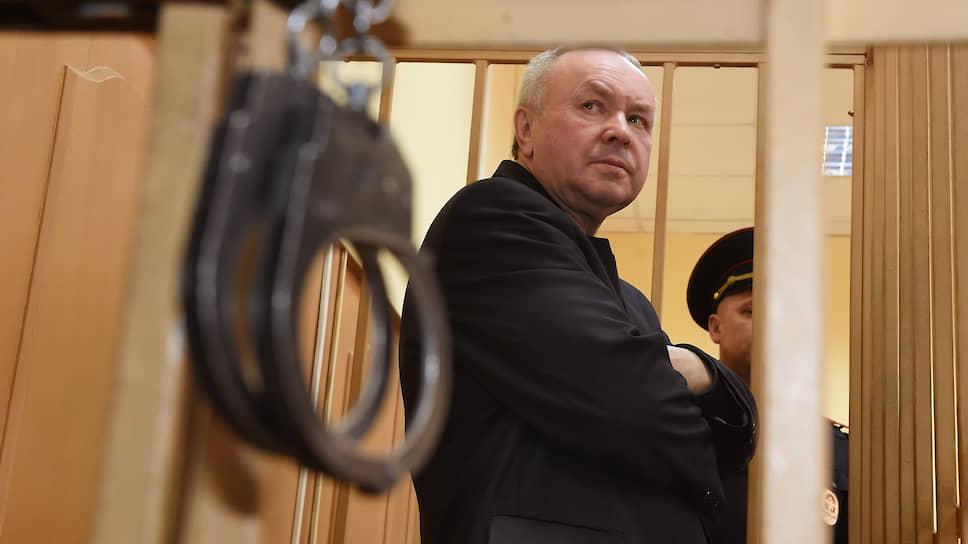 Бывший директор НПО «Мостовик» Олег Шишов