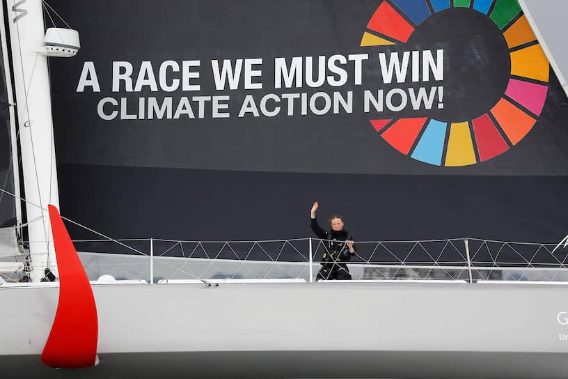 «Я хочу видеть вас в панике, я хочу, чтобы вы осознали все то, о чем я говорю и прочувствовали так, как это чувствую я»<br> Шведские и норвежские политики выдвигали Грету Тунберг на Нобелевскую премию мира, а правозащитная организация Amnesty International присвоила ей звание Посол совести