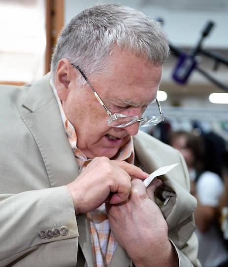 2017 год. Во время инспекции магазина швейной фабрики «Славянка»