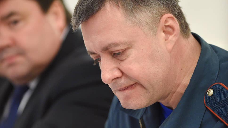 Врио губернатора Иркутской Игорь Кобзев