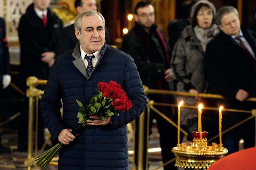 Заместитель председателя Госдумы, руководитель фракции «Единой России» Сергей Неверов