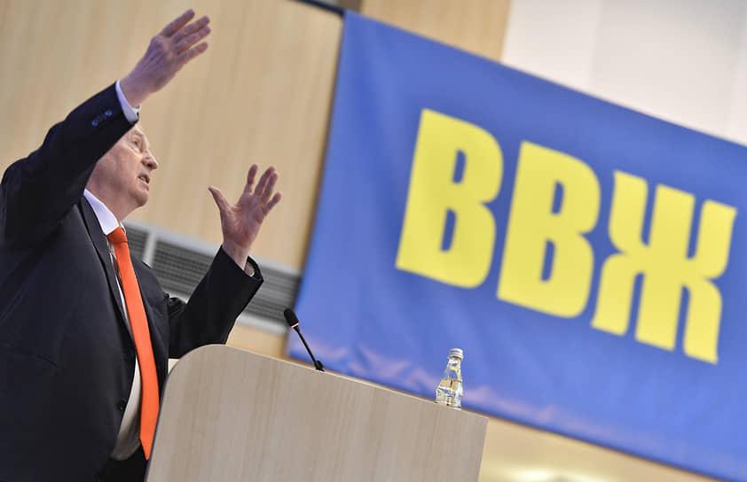 2020 год. Владимир Жириновский выступает на мероприятии, посвященном его 74-летию