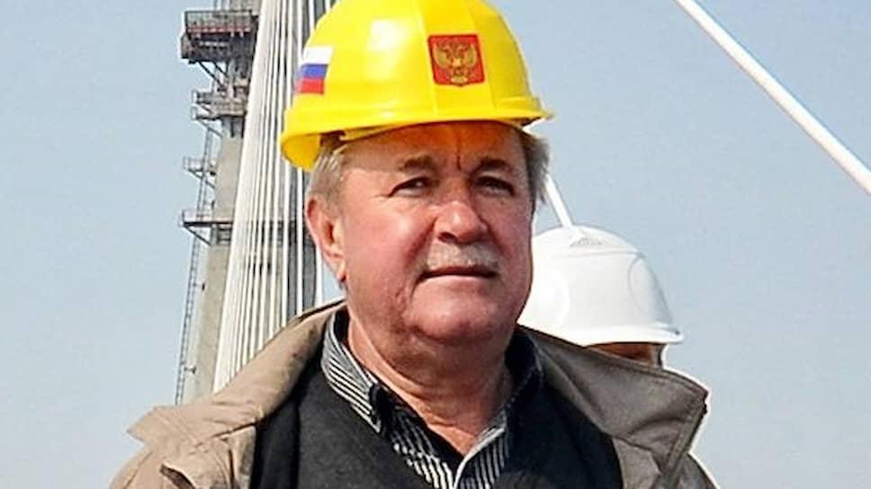 Бывший генеральный директор «Тихоокеанской мостостроительной компании» Виктор Гребнев